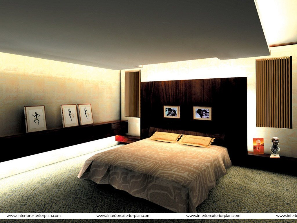 Best Interior Exterior Plan Clutter Free Modern Bedroom Design With Pictures