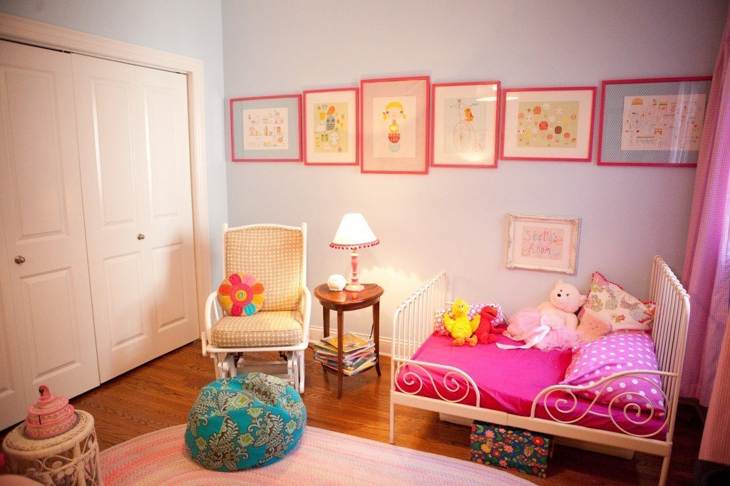 Best Striking Tips On Decorating Room For Toddler Girls With Pictures