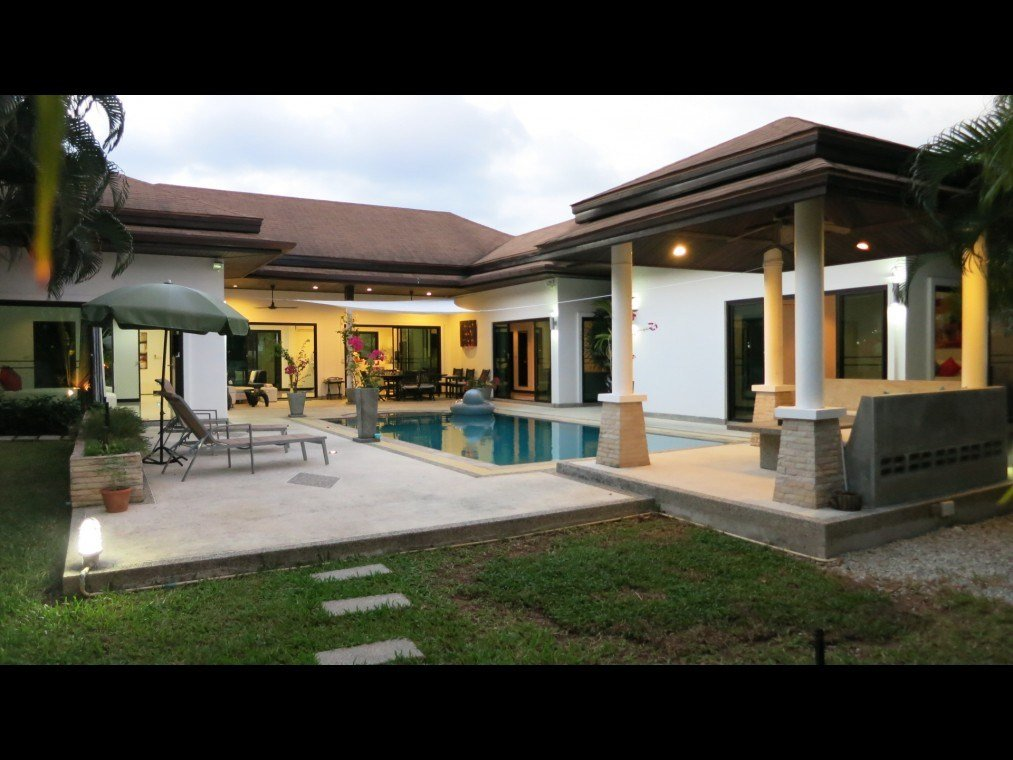 Best Luxurious 3 Bedroom Private Pool Villa For Rent For With Pictures