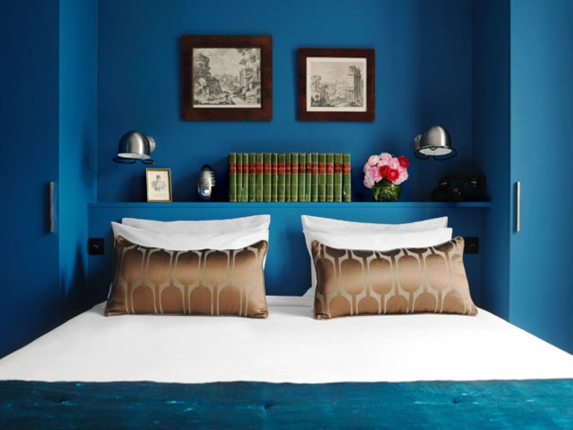 Best Pink And Blue Bedrooms Bright Blue Color Bright Blue With Pictures