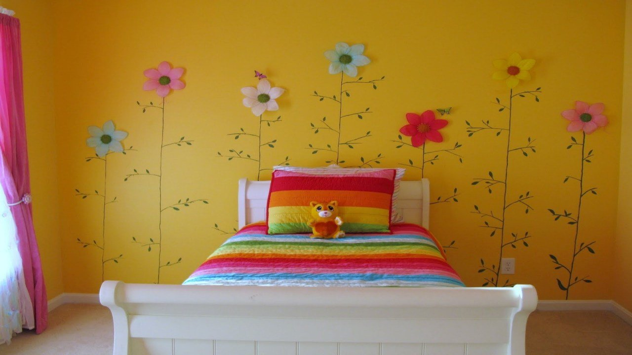 Best Yellow Bedroom Ideas Yellow Girls Bedroom Ideas Pink And With Pictures