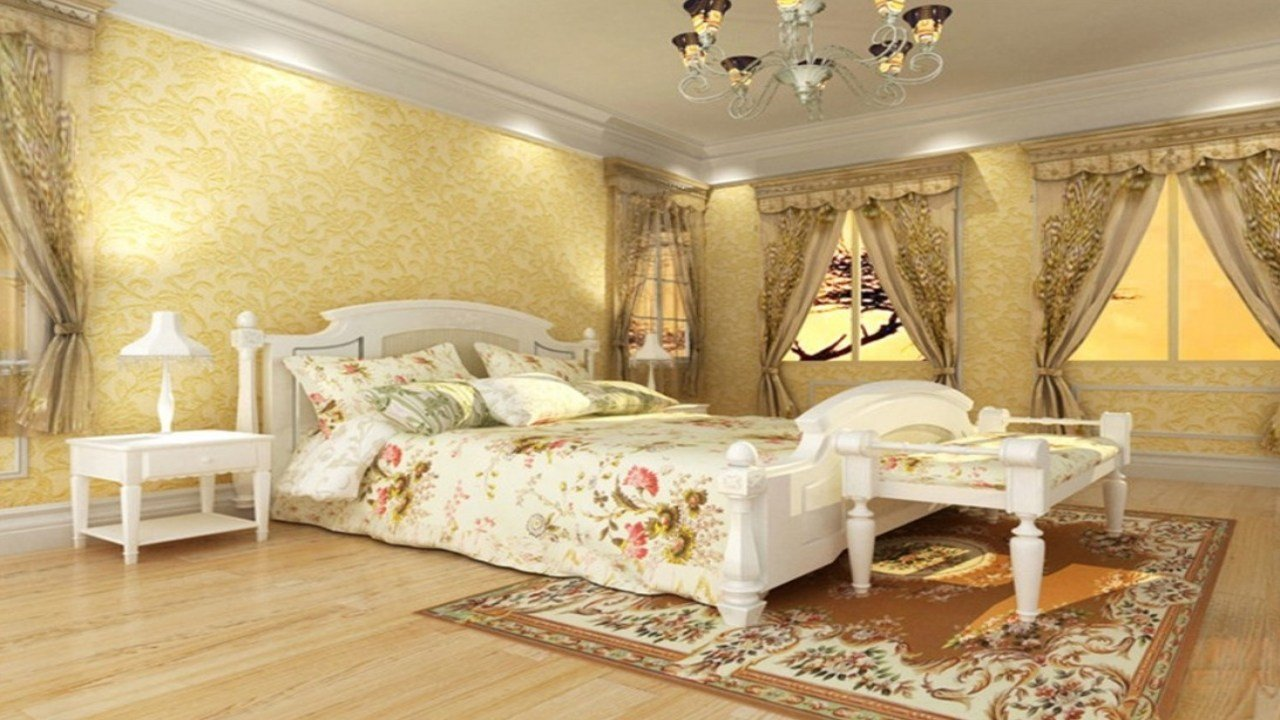 Best Yellow And White Bedroom Soft Yellow Bedroom Light Yellow With Pictures
