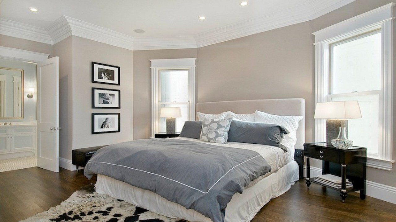 Best Light Gray Walls Bedroom Wall Color Ideas Best Bedroom With Pictures