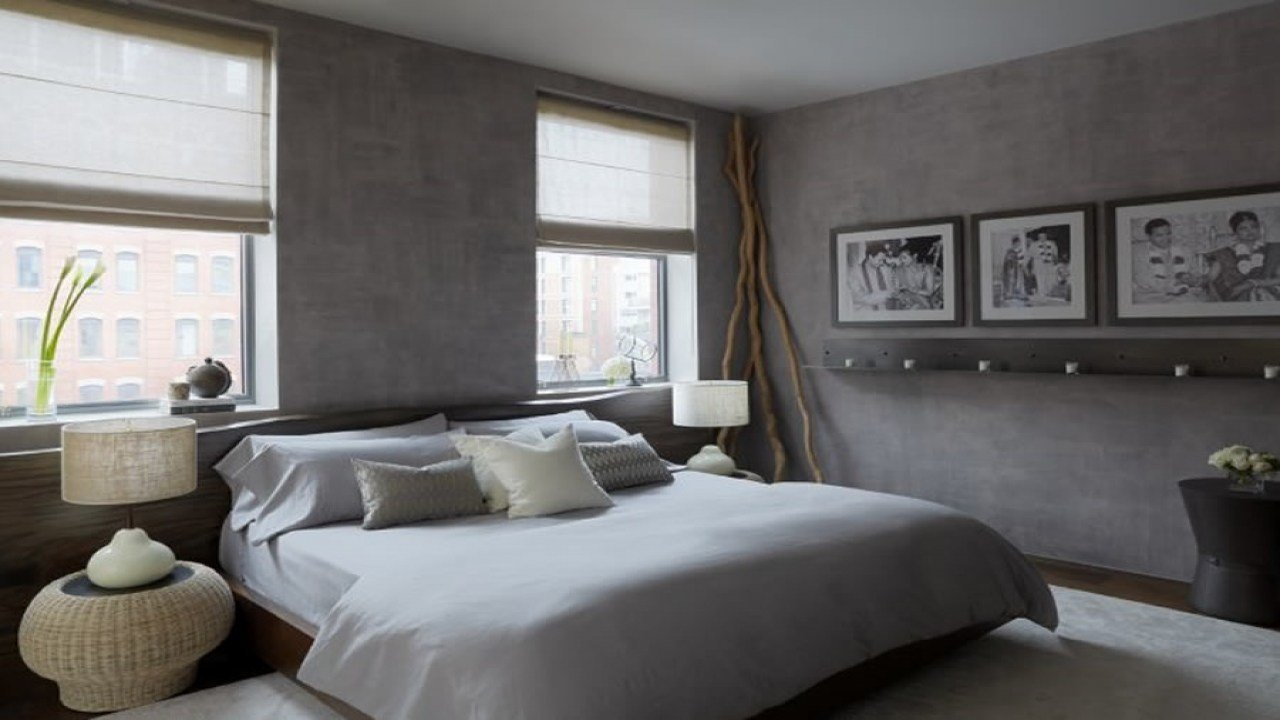 Best Gray Bedroom Decor Gray Bedroom Decorating Ideas Gray And With Pictures