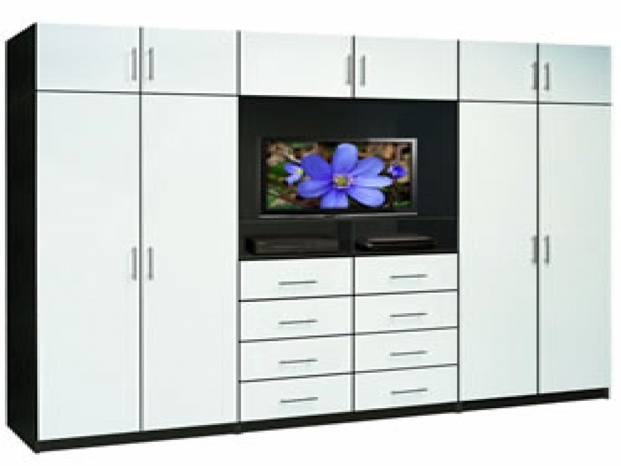 Best Bedroom Wall Storage Cabinets Bedroom Wall Organizational Unit Wardrobe Wall Units Bedrooms With Pictures