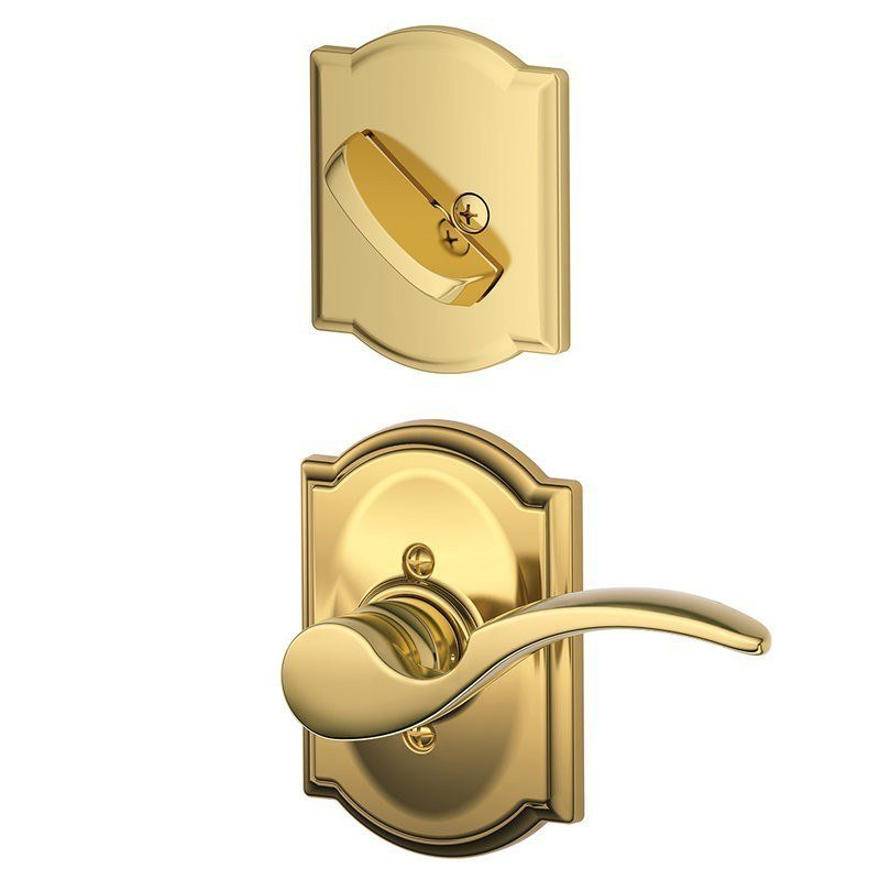 Best Schlage Residential F94Stacamlh F Series St Annes With With Pictures