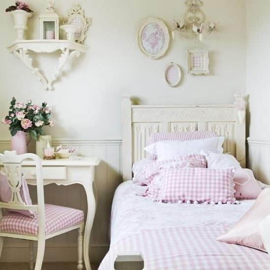 Best Young Girl S Vintage White Pink Bedroom Pictures Photos And Images For Facebook Tumblr With Pictures