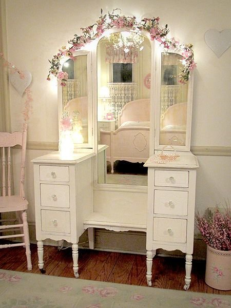 Best Shabby Chic Vanity Pictures Photos And Images For With Pictures