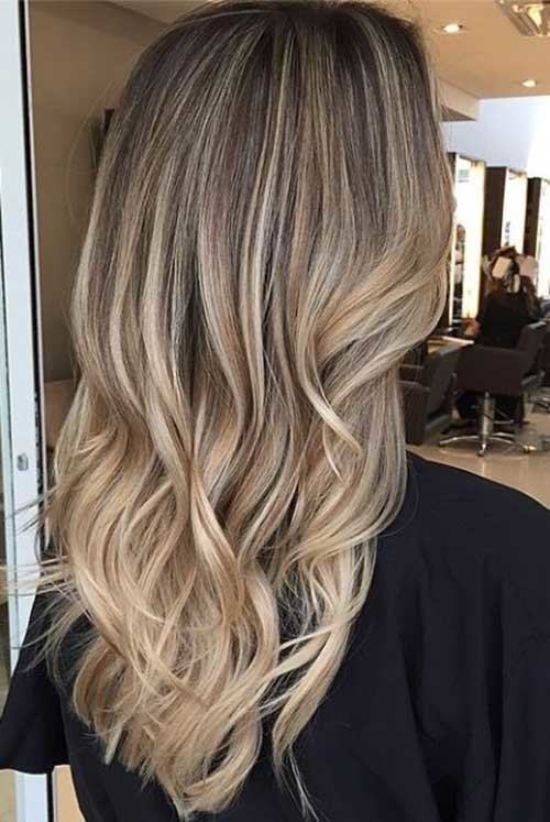 Free 40 Blonde And Dark Brown Hair Color Ideas Hairstyles Wallpaper