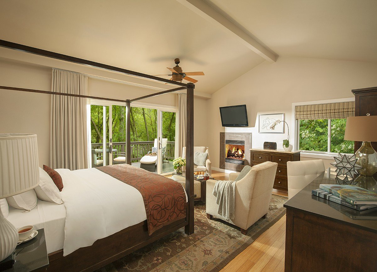 Best Spa Cottage Luxury Sedona Accommodations L Auberge With Pictures
