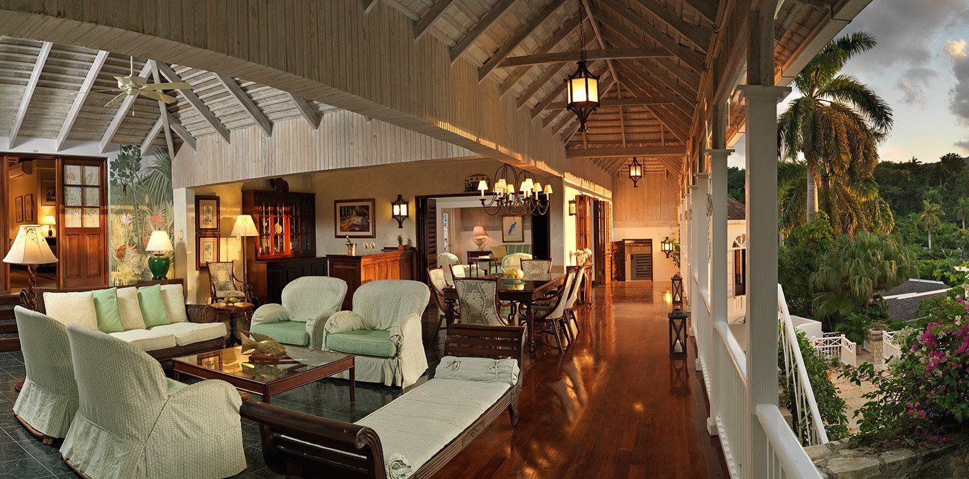 Best 6 Bedroom Luxury Villa 19 Round Hill Hotel And Villas With Pictures