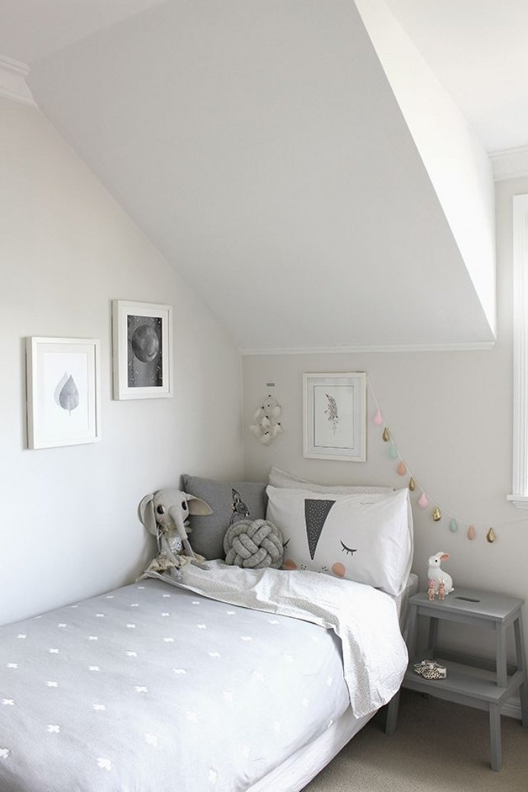 Best Grey Kid S Rooms Mommo Design With Pictures
