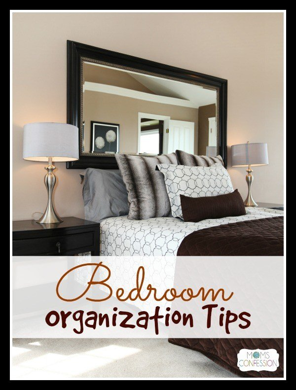 Best Bedroom Organization Tips With Pictures