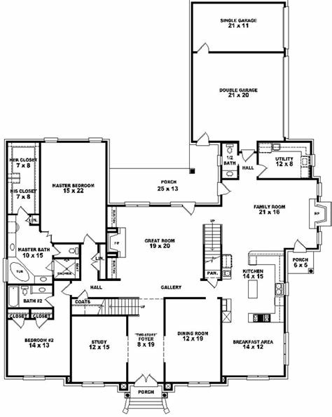 Best Luxury Style House Plans 5120 Square Foot Home 2 Story With Pictures