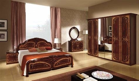 Best Elegant Mahogany Bedroom Furniture To Light Up Your House With Pictures