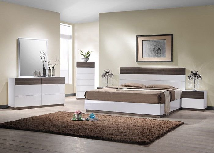 Best Quality High Gloss Bedroom Furniture Melamine Bedroom With Pictures
