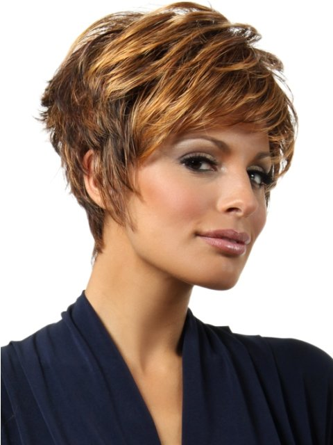 Free 16 Short Hairstyles For Thick Hair Olixe Style Magazine For Women Wallpaper