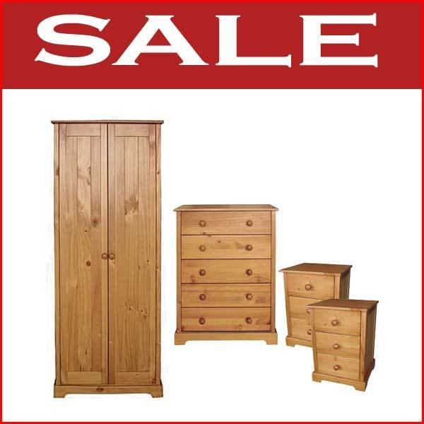 Best Sale Now On Baltic Pine Bedroom Furniture At Www With Pictures