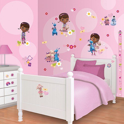 Best Walltastic Room Decor Kit Doc Mcstuffins Preciouslittleone With Pictures