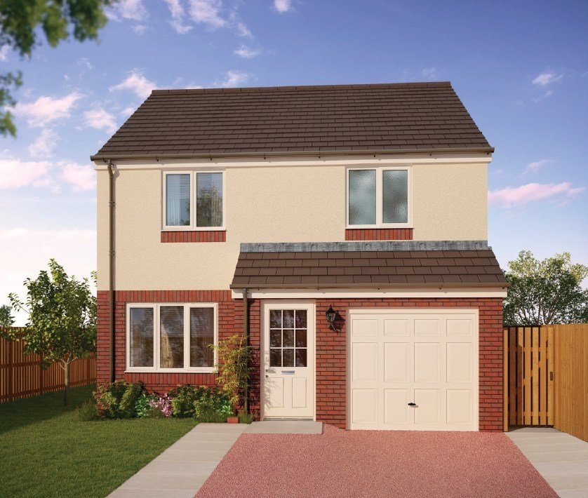 Best 3 Bedroom Detached House For Sale In Glasgow Glasgow G53 With Pictures