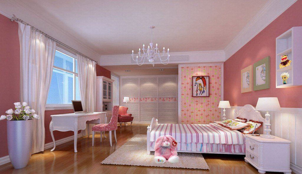 Best Pink Simple Bedroom Design With Pictures