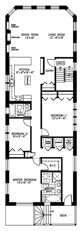 Best Floor Plans Residence On The Avenue 3 Bedroom Tree Top With Pictures