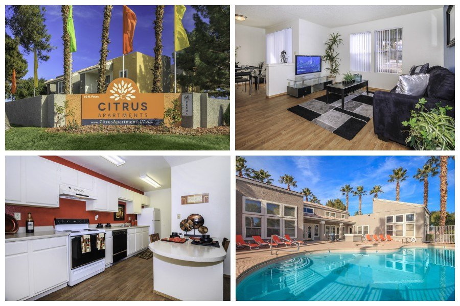 Best Rental Apartments In Las Vegas Available Now With Pictures