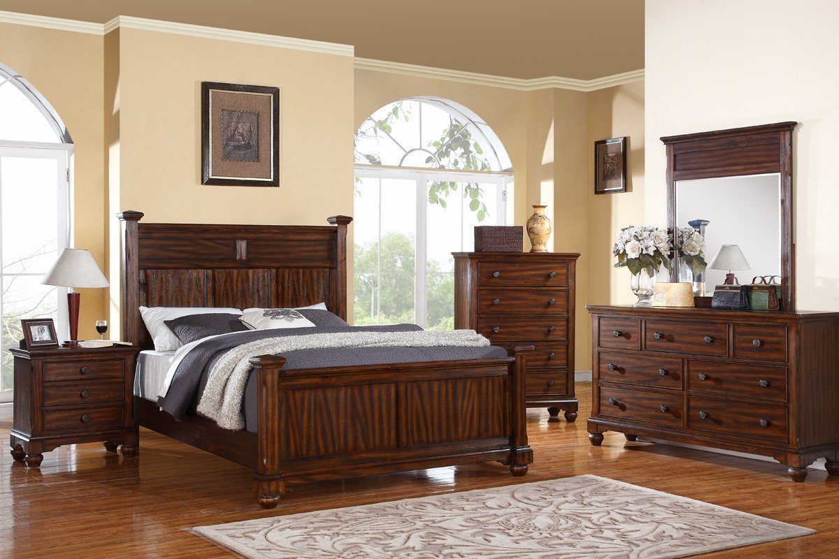 Best 5 Piece King Bedroom Set Home Furniture Design With Pictures