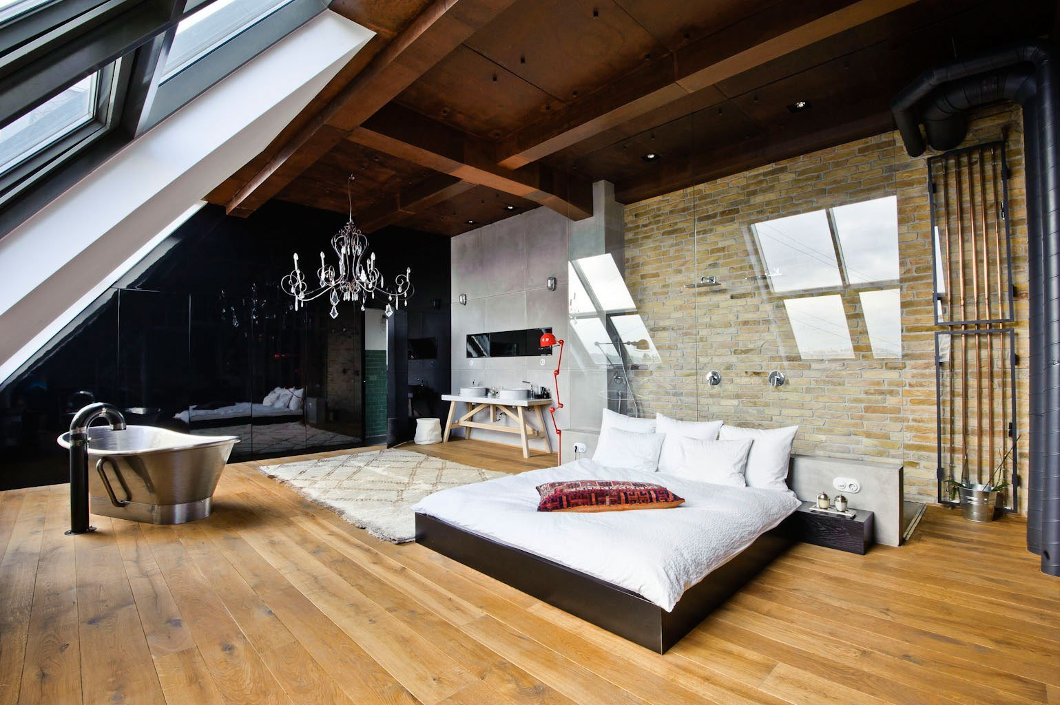 Best Loft Bedrooms Ideas And Contemporary Interior Design With Pictures