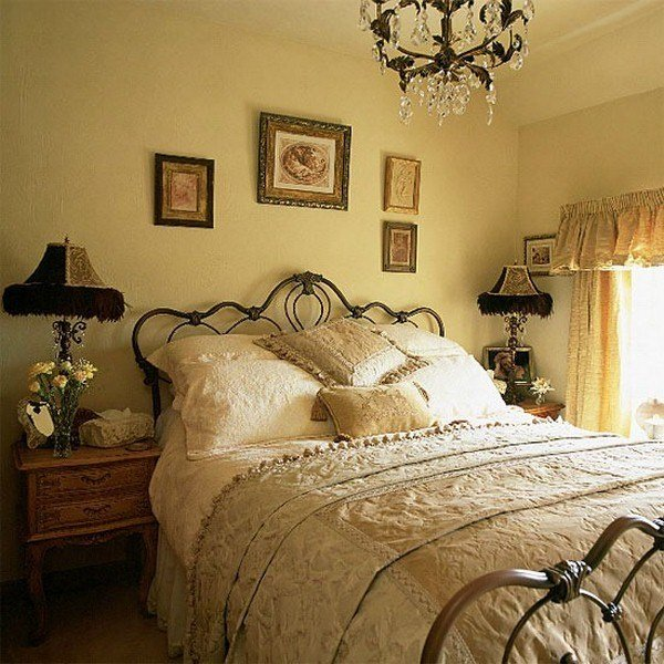 Best 16 Ideas Of Vintage Country Bedroom Furniture – Romantic And Sweet Interior Design Inspirations With Pictures