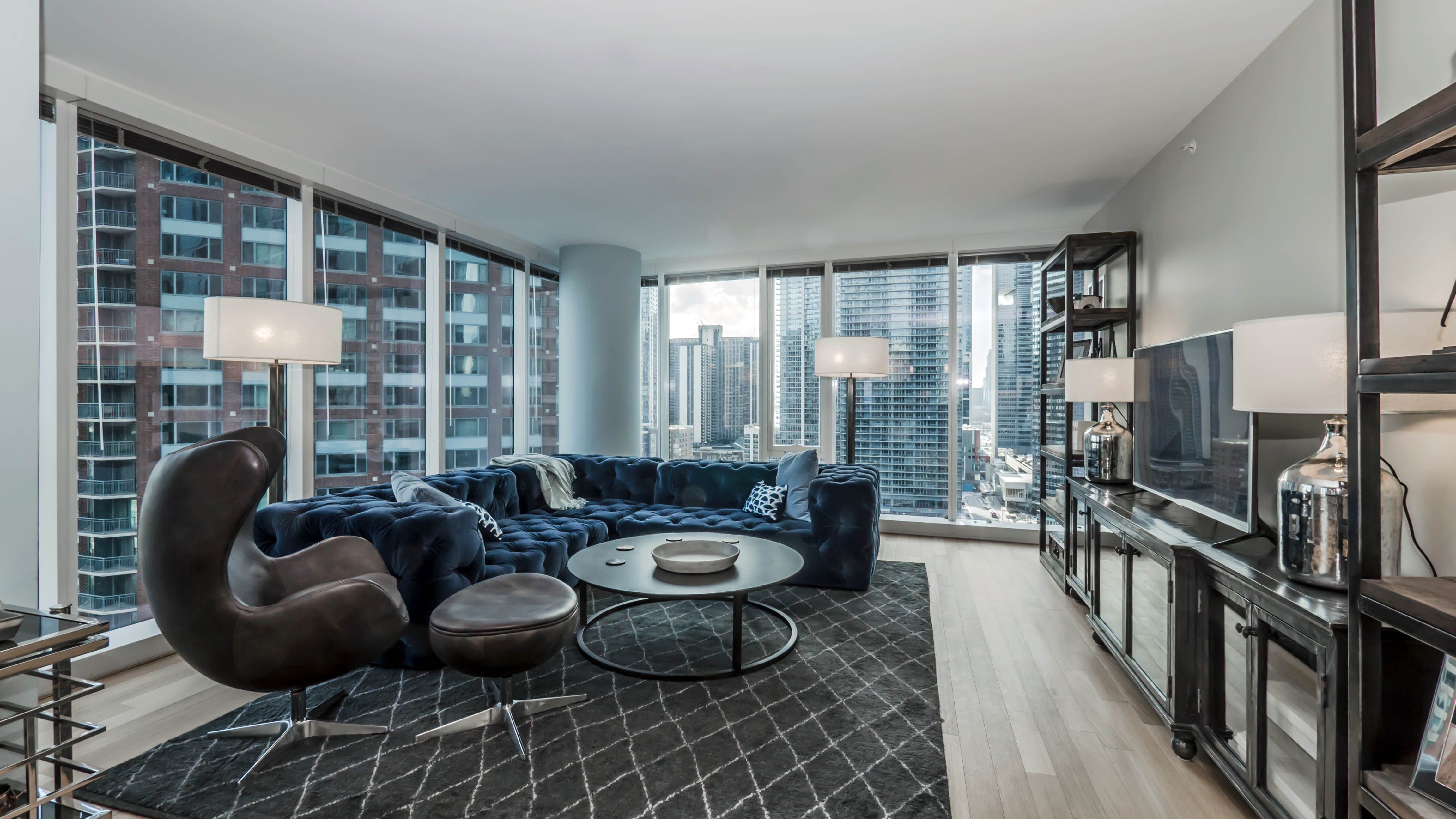Best Rent Online At Streeterville's Newest Luxury Apartments With Pictures
