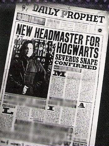 Cronologia Snape 3