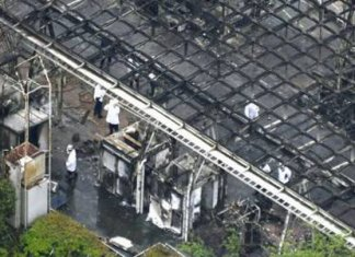 seibuen amusement park fire