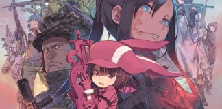 Aniplex USA Will Stream Sword Art Online Alternative Gun Gale Online, Personal 5 -- Featured