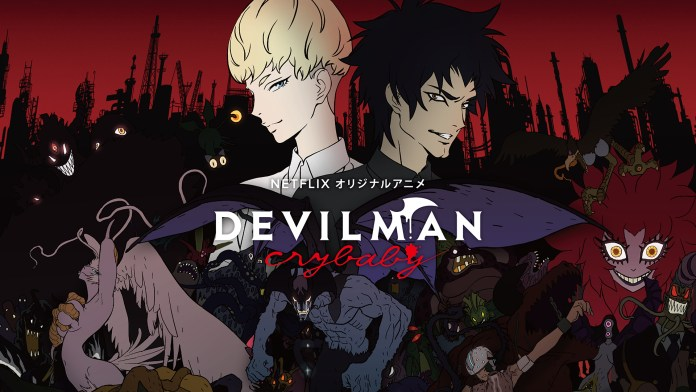 Devilman Crybaby, winner of the 2018 Anime Awards for Best Director and Anime of the Year.