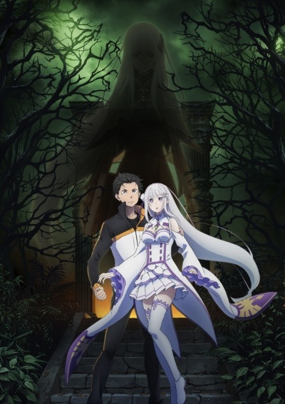 re:zero season two teaser