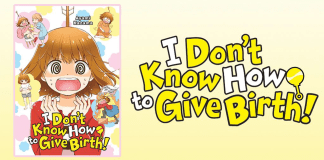 i don't know how to give birth manga