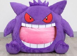 Gengar pillow