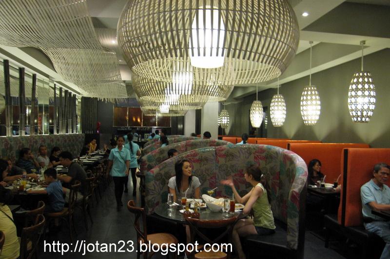 MESA modern Filipino Restaurant in Tomas Morato  JOTAN23