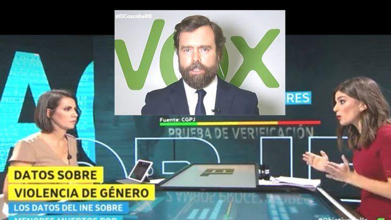 Desmontados los falsos datos de Vox sobre niños asesinados por sus madres.
