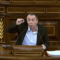 """""""Traición es el dinero 'paquí pallá'. Revolcarse en la mierda y enfrentar a los ciudadanos"""". Joan Baldoví."""