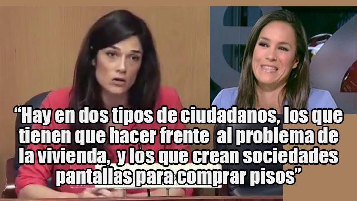El minuto que deslegitima a Begoña Villacís para ser alcaldesa, por Clara Serra.