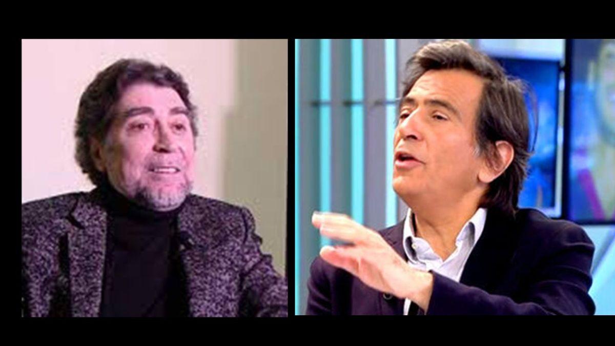 Joaquín Sabina se une al manifiesto en apoyo a Arcadi Espada junto con Losantos, Sánchez Dragó y otros
