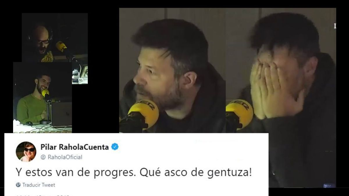 VÍDEO | El Calvario de Quequé (pro referéndum en Cataluña) con Pilar Rahola