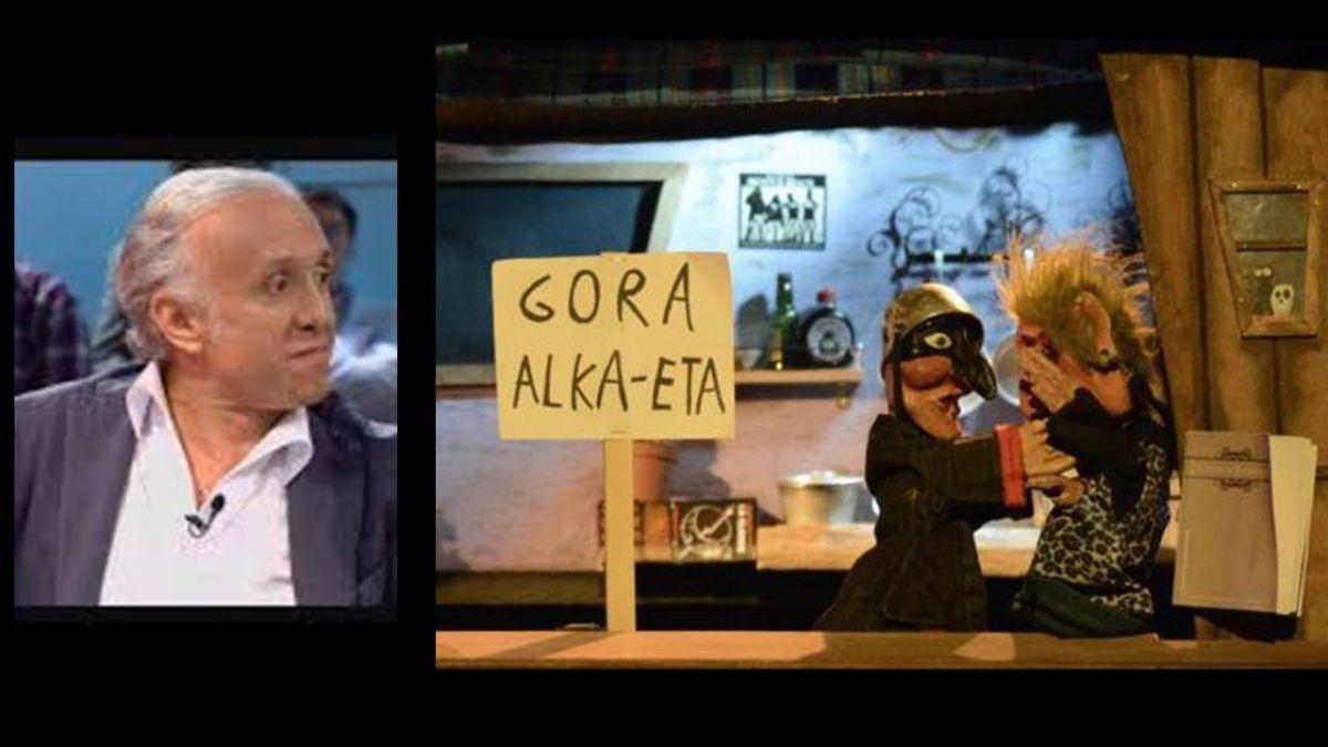 """Admitida una denuncia contra Eduardo Inda de uno de los titiriteros del """"Gora Alka-ETA"""""""