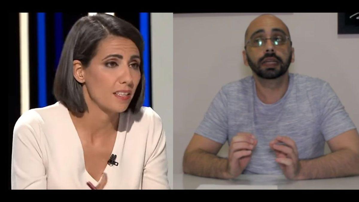 """""""Pim pam a la lona"""". El zasca de David Bravo a Ana Pastor por los criterios periodísticos"""