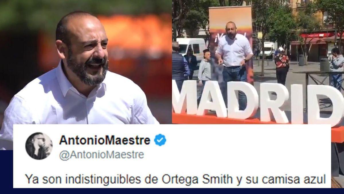 """Jordi Cañas """"descarrila"""": llama okupa a Carmena y la acusa de llenar Madrid de fascistas."""