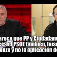 VÍDEO | ¡13 años! Junqueras no ha secuestrado a nadie. ¿Por qué Urdangarín tiene derecho a beneficios penitenciarios y estos condenados no?.