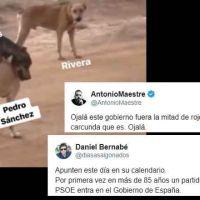 """""""¿Pablo Iglesias vicepresidente del gobierno? Hoy el Ibex no duerme"""". Las mejores reacciones al acuerdo PSOE-Unidas Podemos"""