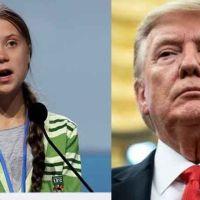 """El """"jaque mate"""" de Greta Thunberg a Trump tras su ataque por ser la persona del año en 'Time'"""